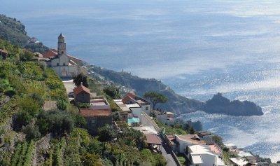 Viticoltura Eroica. Costa d'Amalfi DOC
